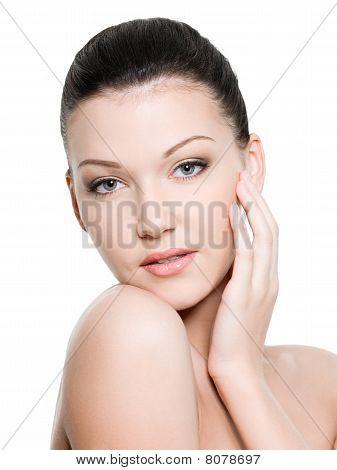 Healthy Beautiful Face