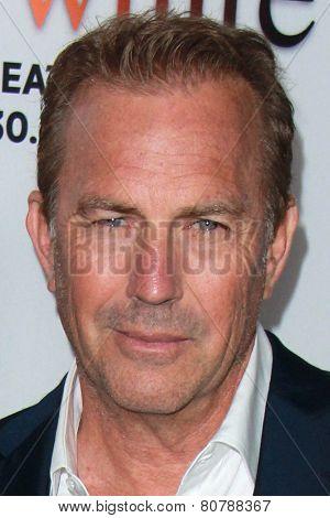 LOS ANGELES - JAN 20:  Kevin Costner at the