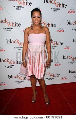LOS ANGELES - JAN 20:  Paula Newsome at the