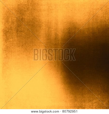Abstract Gold Background Brown Frame Bright Spotlight Smooth Vintage Background Texture Gold Paper L