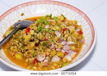 Star Gooseberry Salad