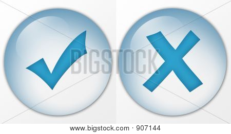 Web Buttons, Icon