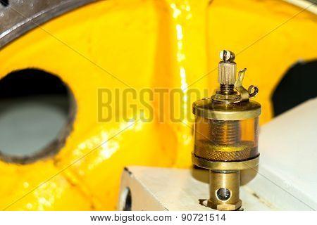Oiler Mechanism in workshop