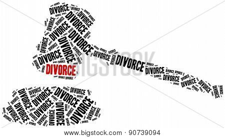 Divorce Of Marriage Breakup.