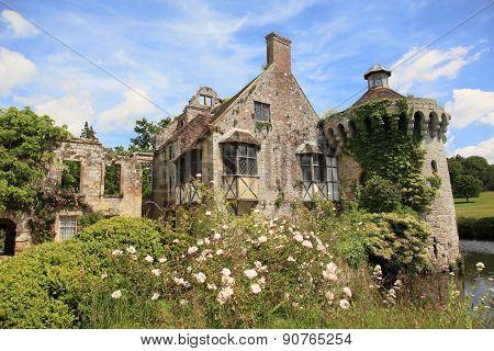 beautiful English country house