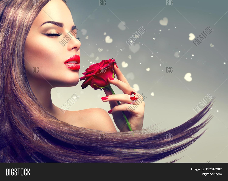 Beauty Fashion Model Image & Photo (Free Trial)   Bigstock