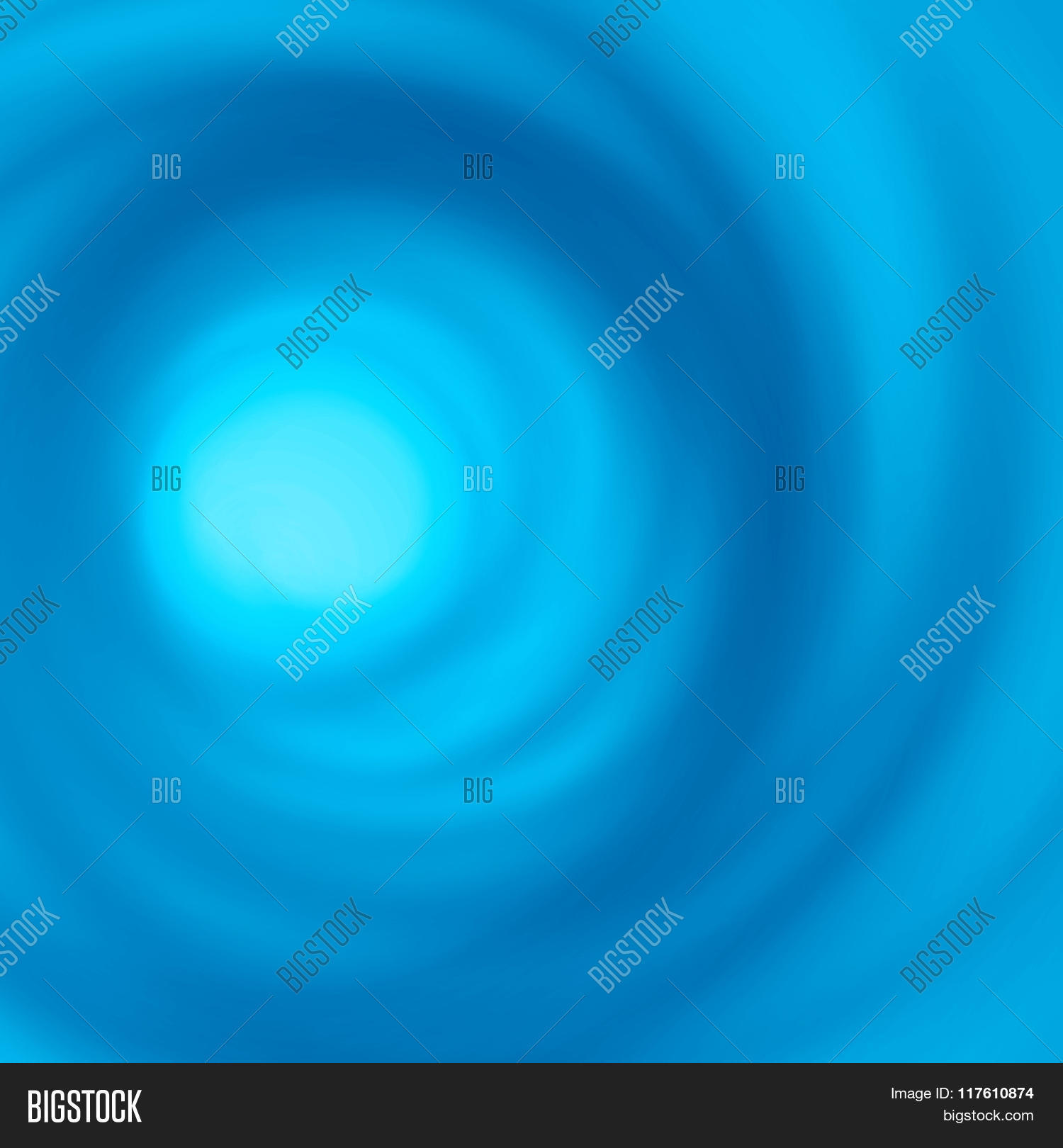 Blue Smooth Twist Vector Photo Free Trial