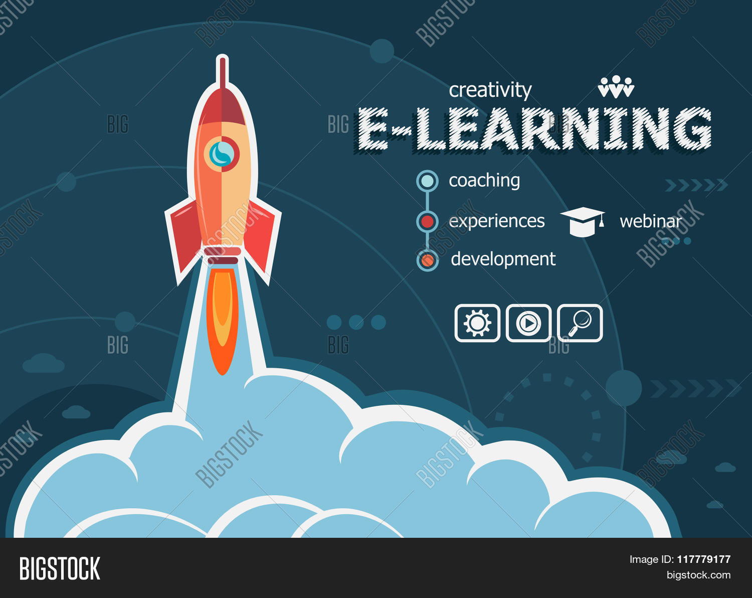 E Learning Cartoon Characters : Advantages and possible limitations of online learning