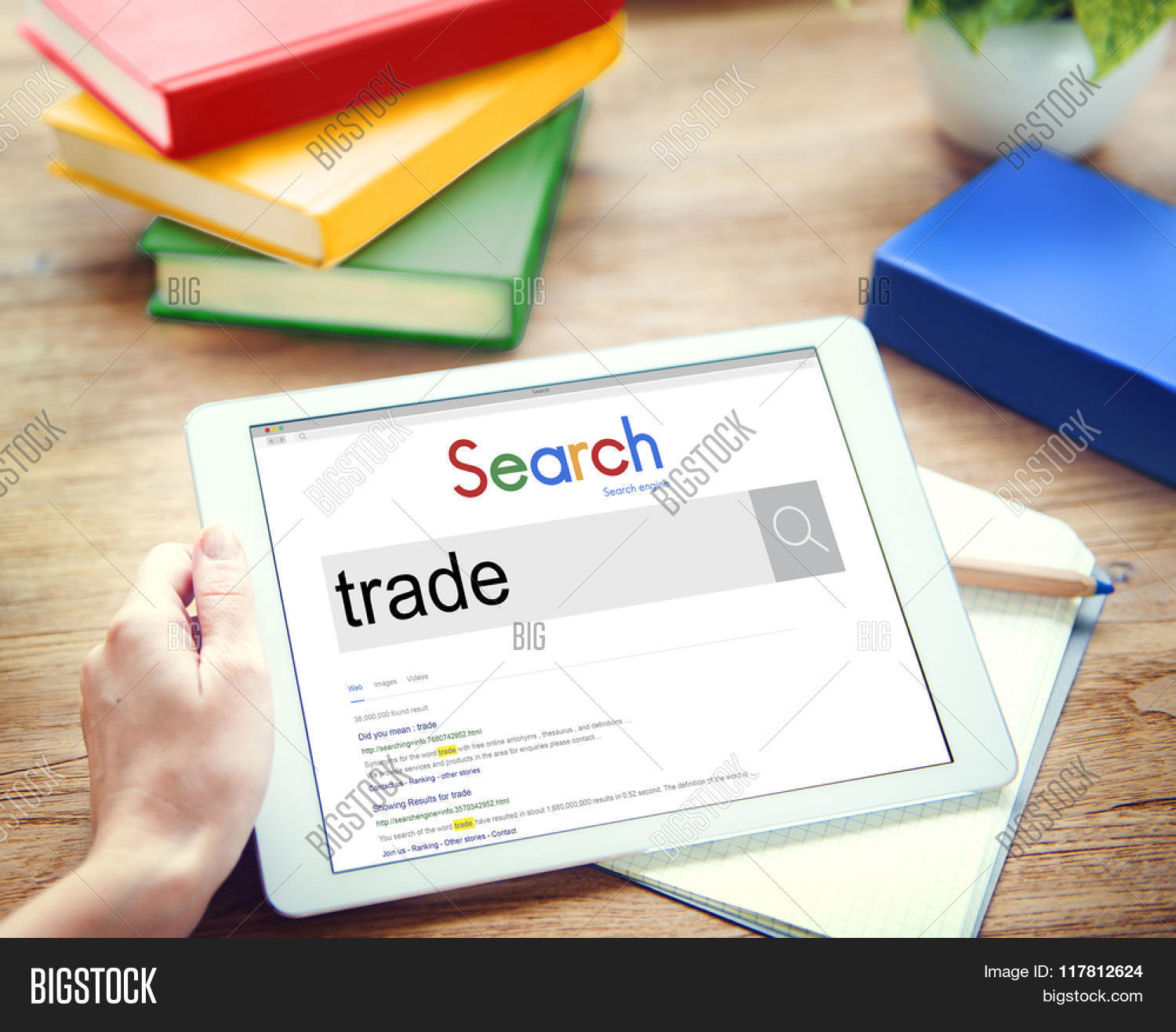 Trade Exchange Import Export Image & Photo (HD) | Bigstock