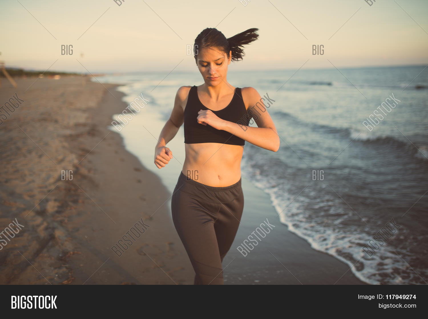 Beautiful Fit Female Image Photo Free Trial Bigstock 407 free images of woman jogging. beautiful fit female image photo