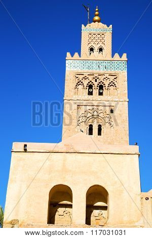 Maroc Africa And The Blue    Sky