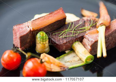 Dry-aged Beef Steak
