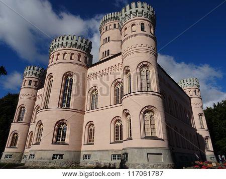 Renaissance style hunting chateau Granitz