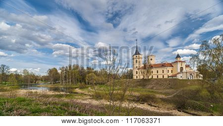 Landscape With The Castle