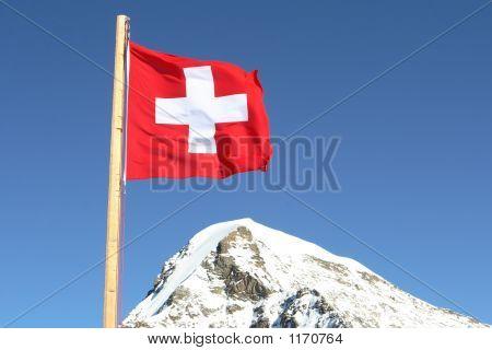 The Swiss Flag