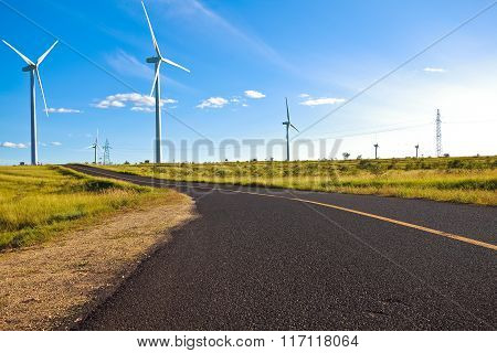 Environmentally Friendly Power Generation Wind Power Turbines