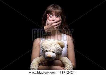 Kidnapping of teenage girl