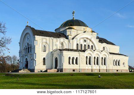 St. Nicholas Garrison Church In Memorial Complex