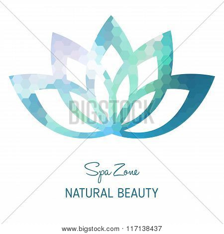 Spa Icon - Isolated On White Background