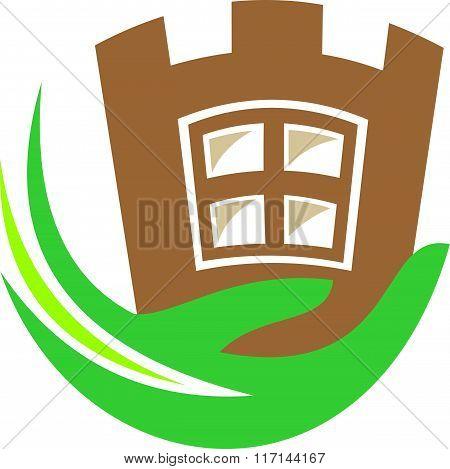 stock logo castle care