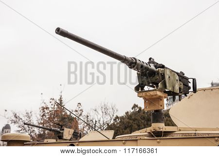 Heavy Machine Gun  Left