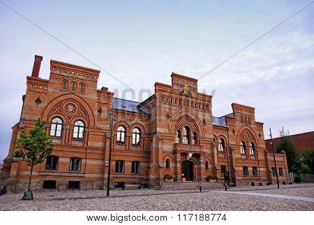 Fredericia Towh Hall (meldahls Radhus), Denmark