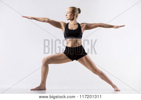 Warrior Two Pose