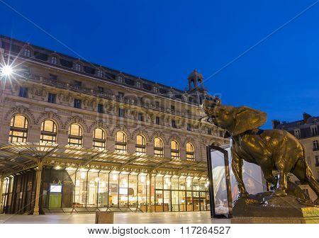 The Orsay Museum, Paris, France.
