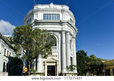 Banco Popular - Ponce, Puerto Rico
