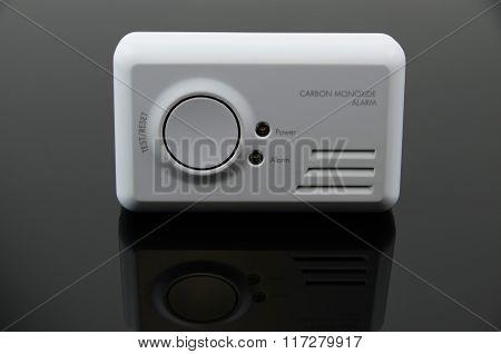 Carbon Monoxide Alarm..