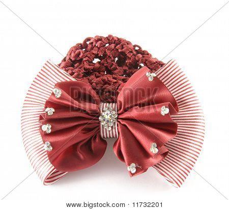 Red barrette