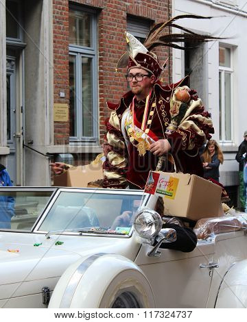 Aalst Carnival Prince 2016