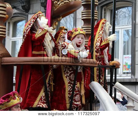 Carnival Parade Aalst 2016