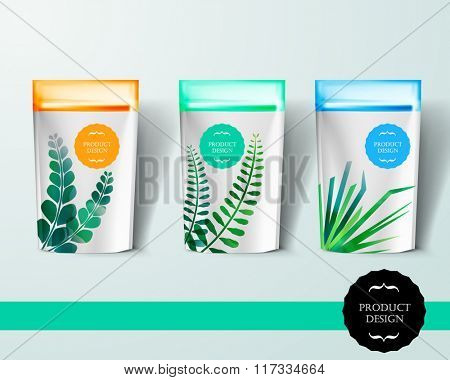 Mockup template for branding and product designs. Isolated realistic pack with unique design. Easy to use for advertising branding and marketing.