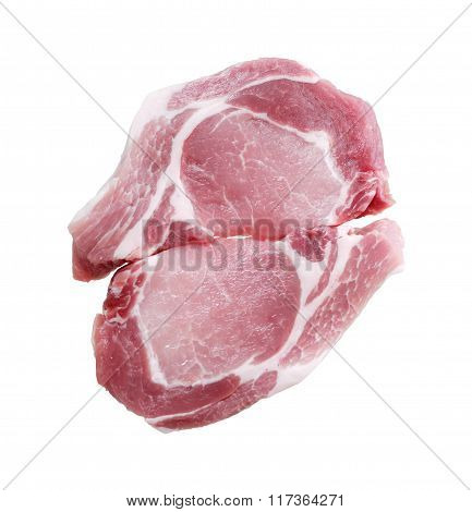 Raw Meat For Preparation