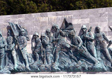 Canakkale Martyrs' Memorial