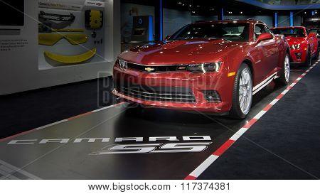 Chevrolet (Chevy) Camaro SS