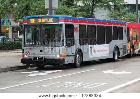 Cleveland Bus