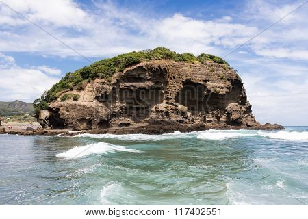 Bethels Beach in New Zealand