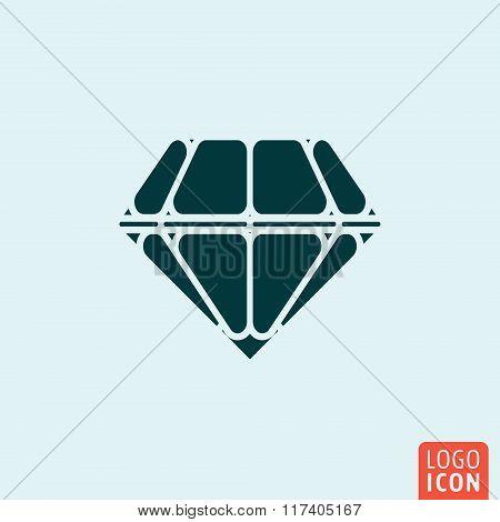 Brilliant icon design