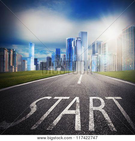 Start achievement