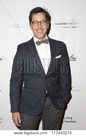 LOS ANGELES - FEB 4:  Dan Bucatinsky at the Debbie Allen's Freeze Frame U.S. Premiere at the Wallis Annenberg Center for the Performing Arts on February 4, 2016 in Beverly Hills, CA