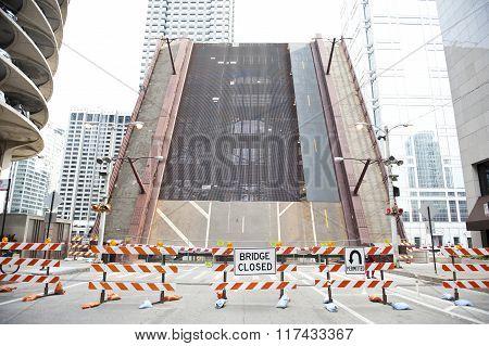 Raised Closed Bridge
