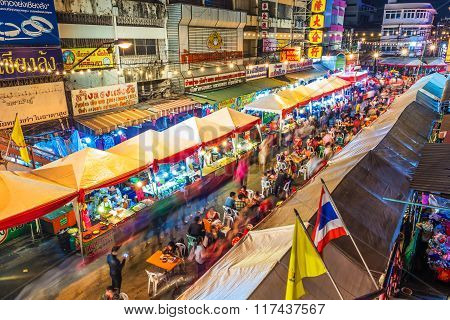 Chiang Mai China Town Festival 2016