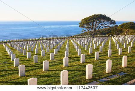 Fort Rosecrans Cemetery