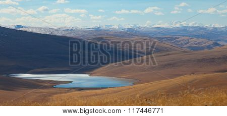 calm lake in the mountains nature, mountains, landscape,