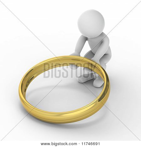 Guy With The Ring