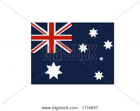 Flag Of Austrlia