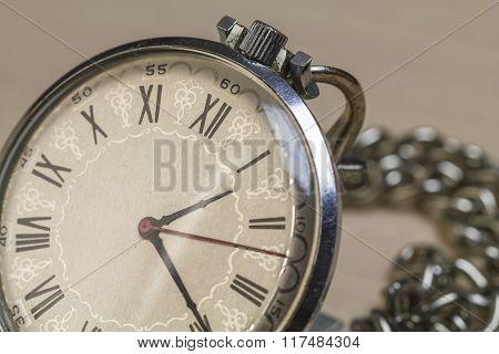 The Vintage Pocket Watch.