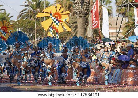 Tobas Dancers